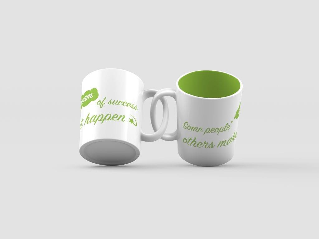 Wikipower mug