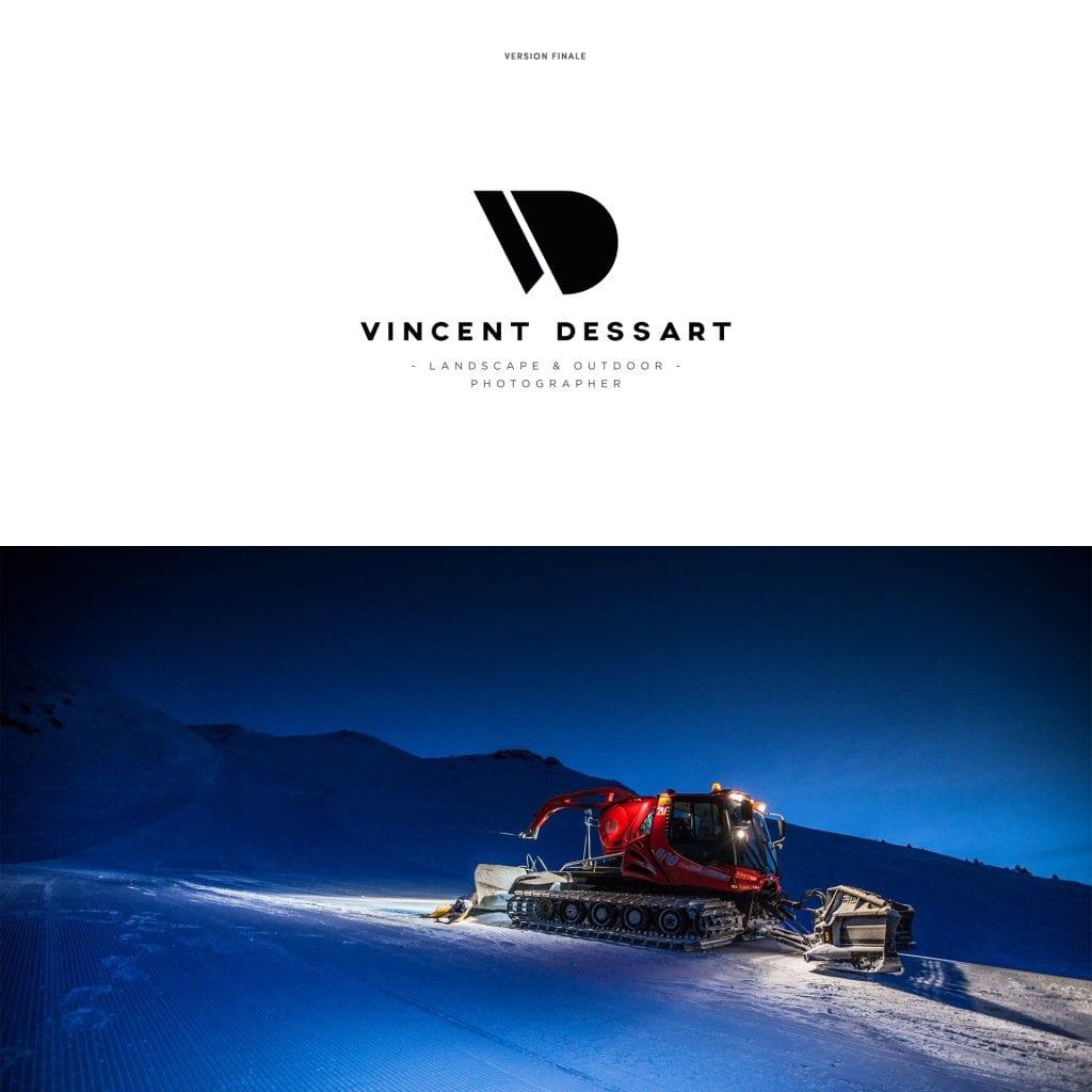 Vincent Dessart Logo choix