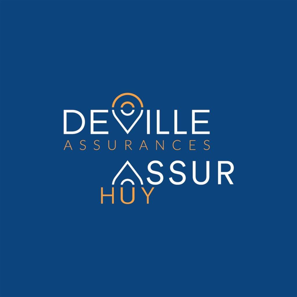 Deville Assurances et Assur'Huy logo