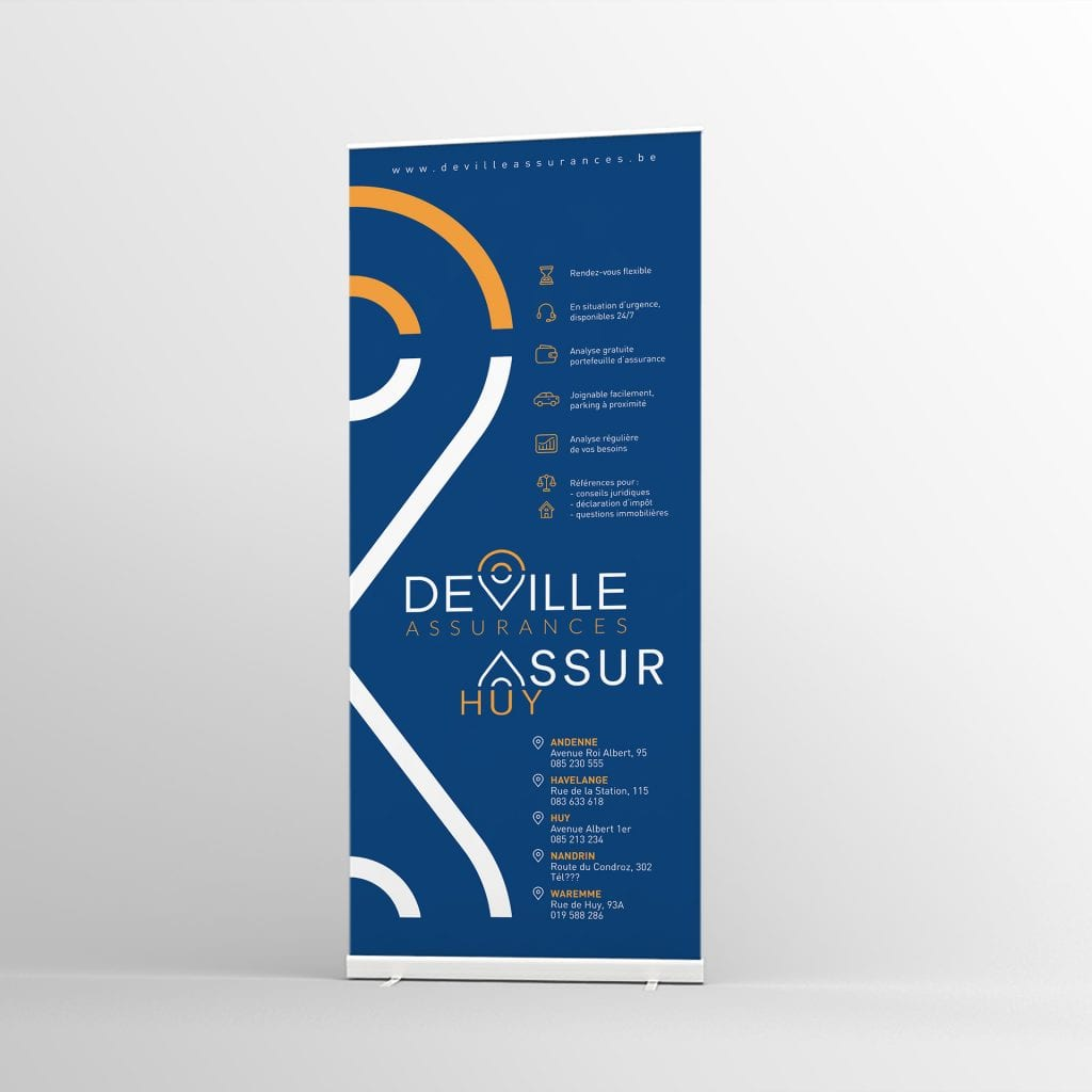 Deville Assurances et Assur'Huy roll-up