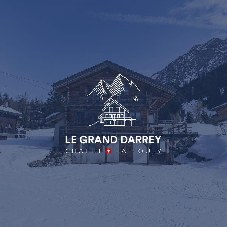 Chalet le Grand Darrey logo