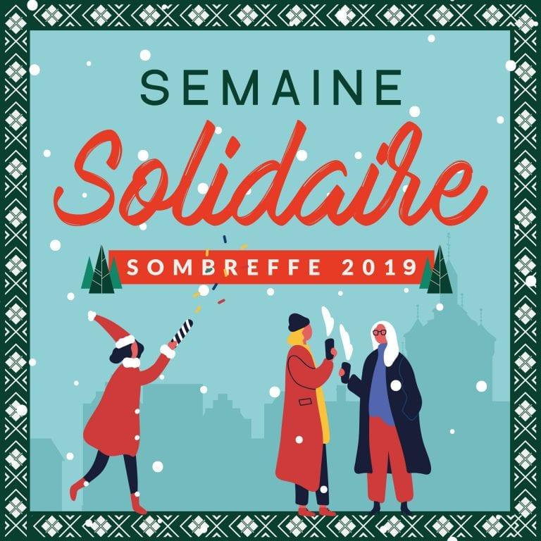 Logo Semaine Solidaire Sombreffe 2019