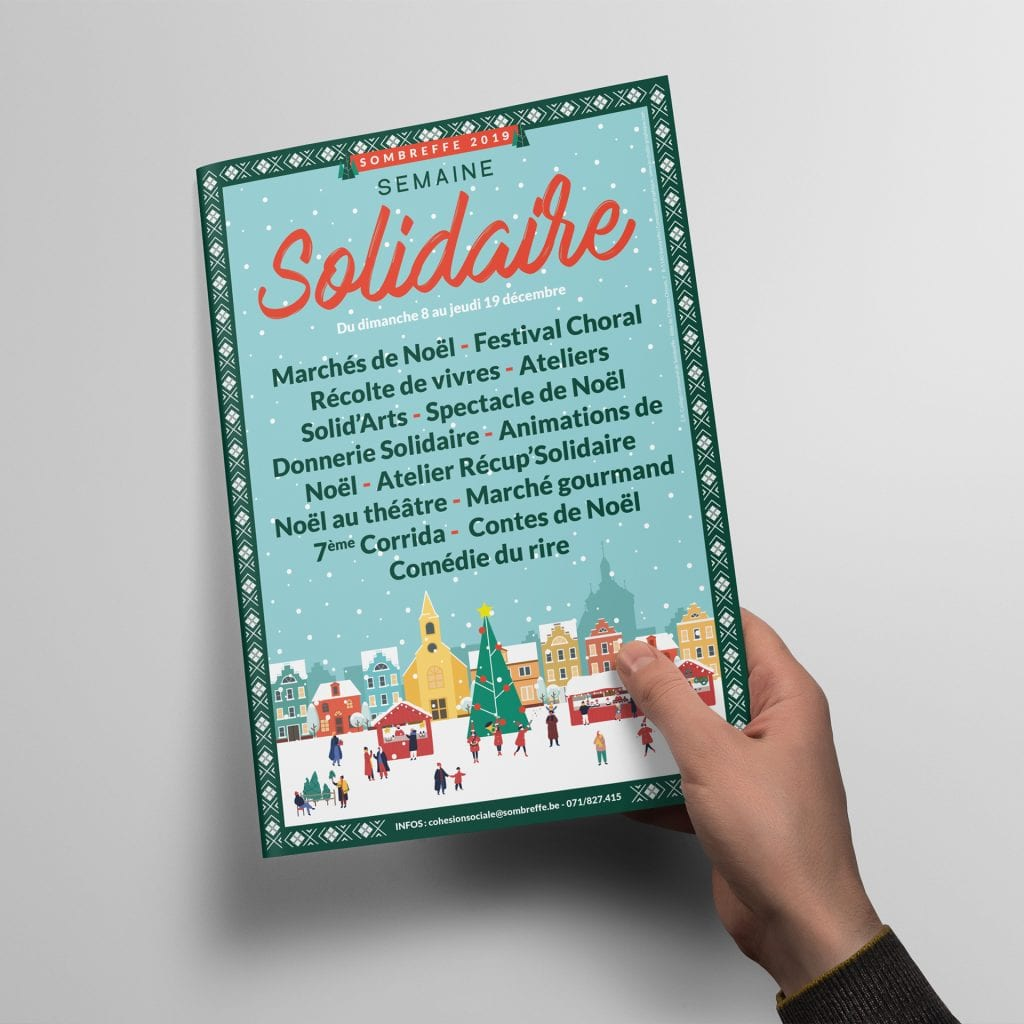 Flyer Semaine Solidaire Sombreffe 2019