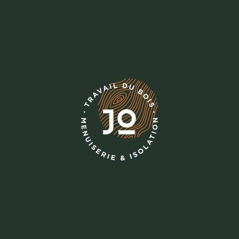 Logo JO menuiserie