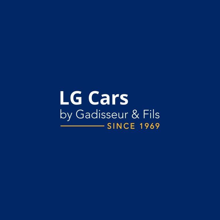 LG Cars logo automobile
