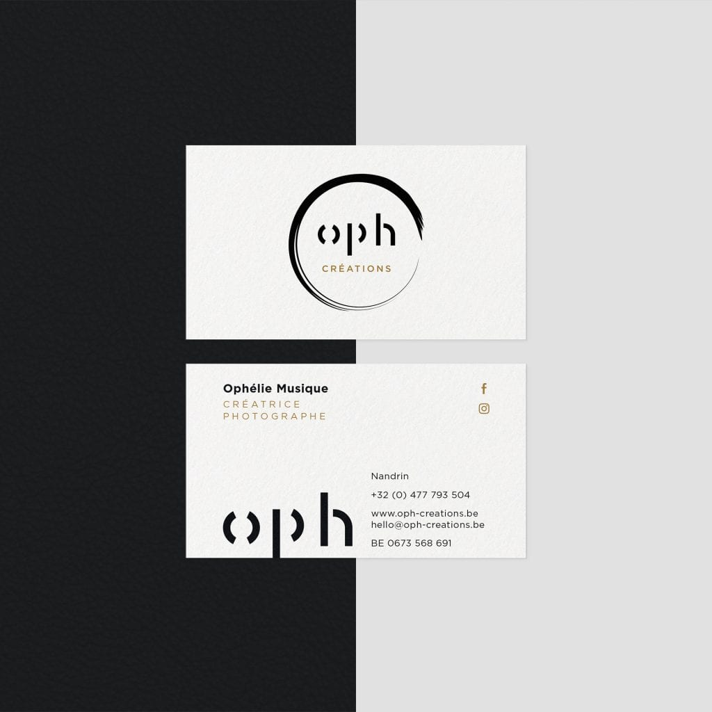 OPH Créations graphisme