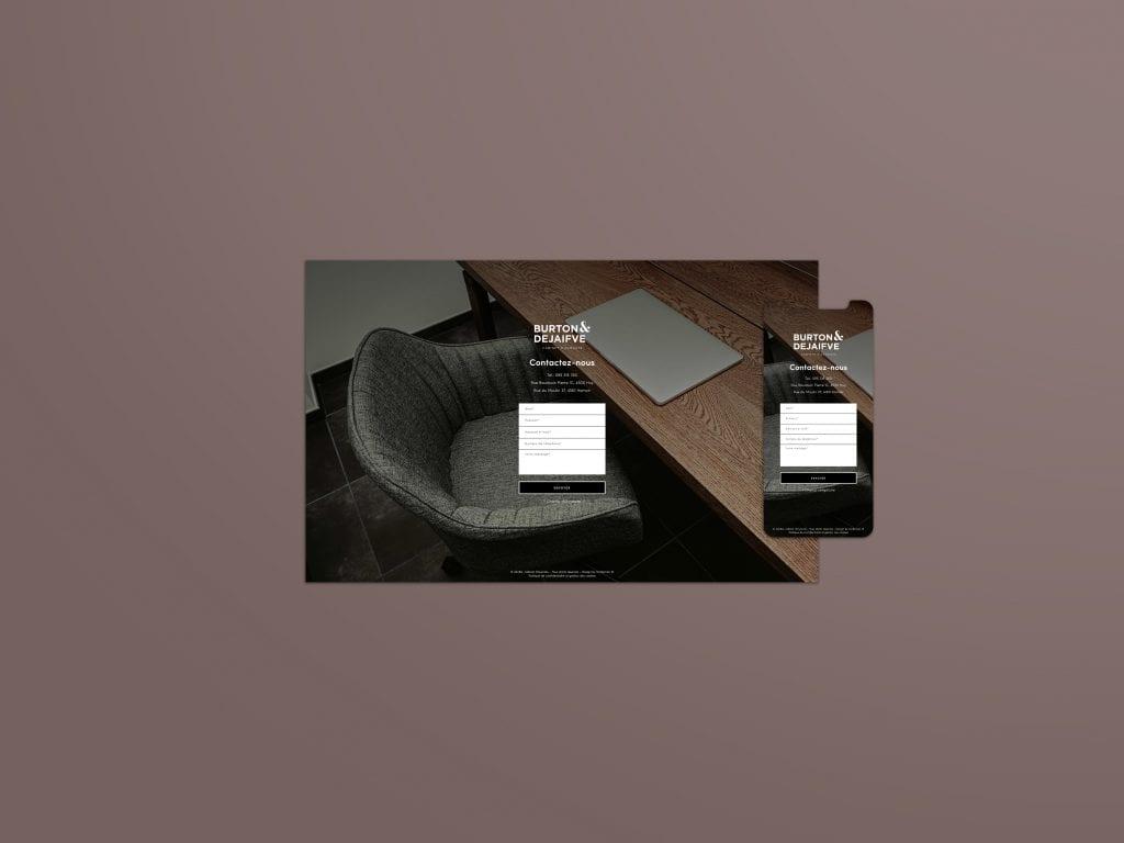 site web avocat huy