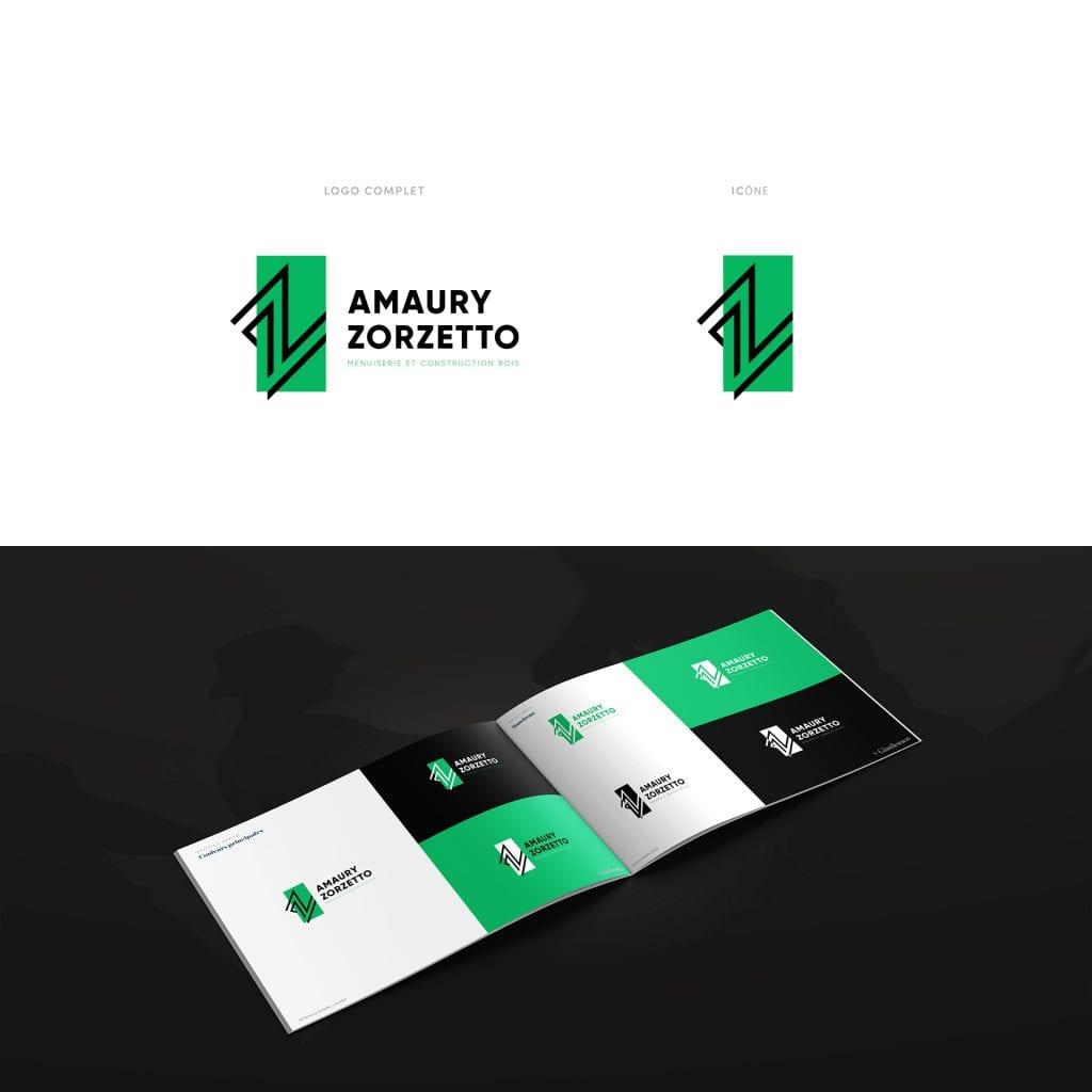 Amaury Zorzetto logo
