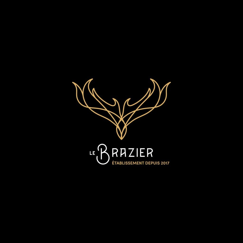 Le Brazier logo