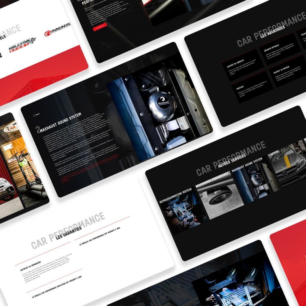 carperformance site web