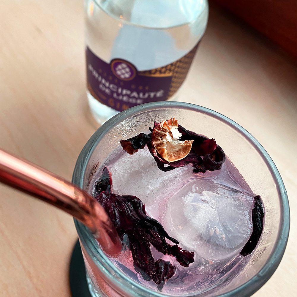 degustation gin principaute liege
