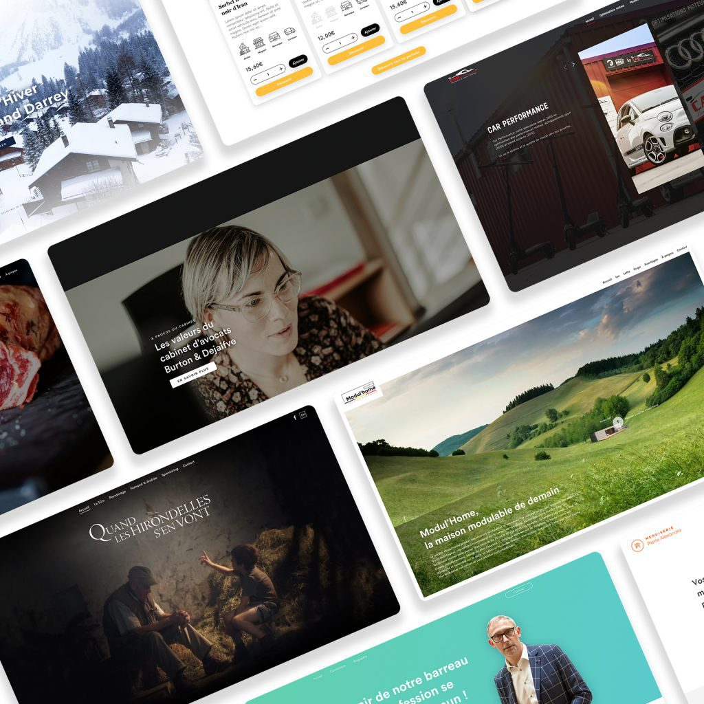 web design site web